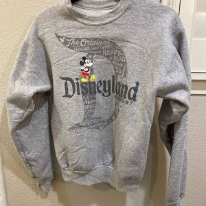 Authentic 2018 Disneyland pullover sweatshirt
